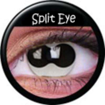 Funny Lens Split Eye ohne Stärke