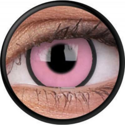 Funny Lens Hot Pink ohne Stärke