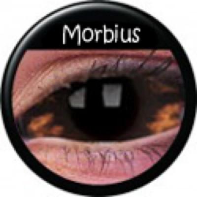 Sclera Morbius ohne Stärke, (2 Linsen), 0 dpt