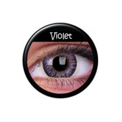 TruBlends Violet ohne Stärke, (2 Linsen), 0 dpt