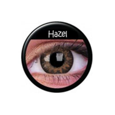 TruBlends Hazel ohne Stärke, (2 Linsen), 0 dpt