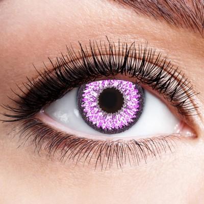 Kontaktlinsen Violet