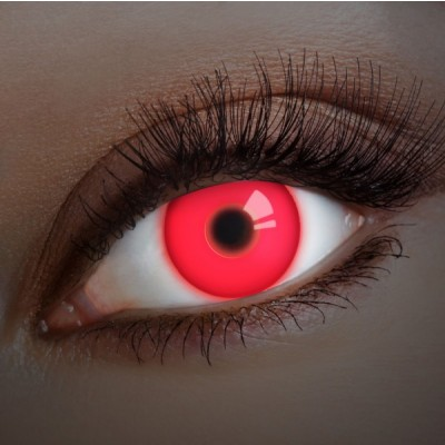 UV Red In Your Eyes