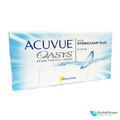 Acuvue Oasys (6 Linsen)