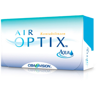 Air Optix Aqua 1 x 6 Linsen
