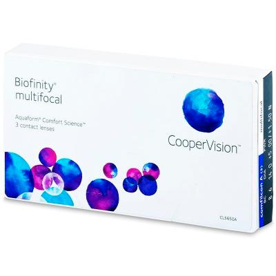 Biofinity Multifocal (3 Linsen)