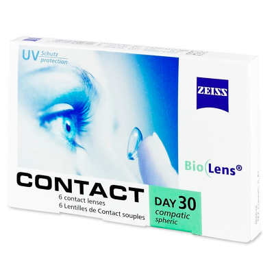 Carl Zeiss Contact Day 30 Compatic (6 Linsen)