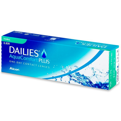 Dailies AquaComfort Plus Toric (30 Linsen)