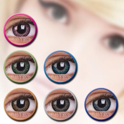 ColourVUE ELEGANCE Farblinsen ohne Stärke