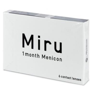 Miru 1 Month (6 Linsen)