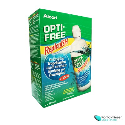 Opti-Free® RepleniSH®  2 x 300 ml von Alcon