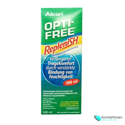 Opti-Free® RepleniSH®  1 x 300 ml von Alcon